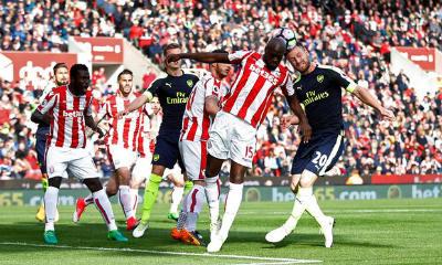 Chi tiết Stoke City – Arsenal: Pháo nổ rền vang, áp sát Top 4 (KT) - 4