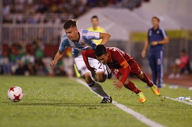U22 Việt Nam – U20 Argentina: Thách thức đẳng cấp cao - 2