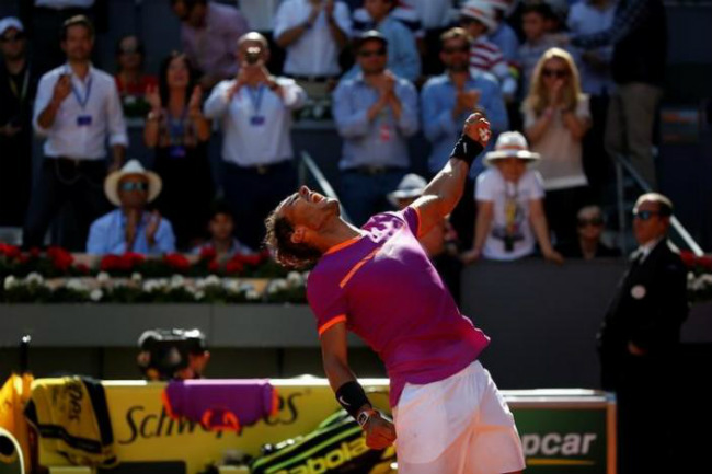 Thua Nadal, Djokovic quyết báo thù rửa hận tuần sau - 1