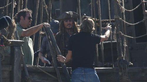 Johnny Depp bị tố xấu tính khi quay Cướp Biển Vùng Caribbean 5 - 2