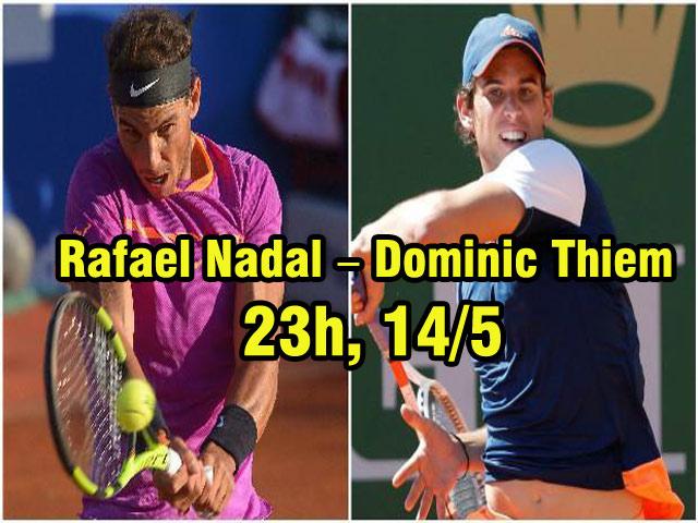 "Chung kết Madrid Open: Nadal ""gõ cửa"" siêu kỷ lục"