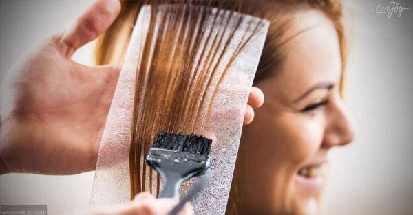 Các phản ứng phụ có thể xảy ra của thuốc nhuộm tóc - 1