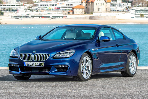 BMW ngưng sản xuất 6-Series Coupe - 1