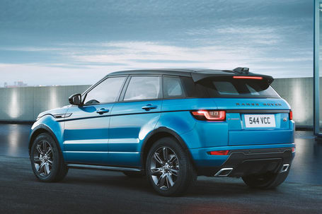 Range Rover Evoque Landmark giá từ 1,15 tỷ đồng - 2