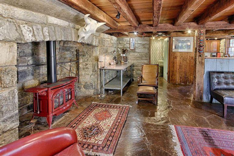 Khám phá căn hộ đá vôi xây dựng từ thế kỷ 18 đẹp mê mẩn - 5