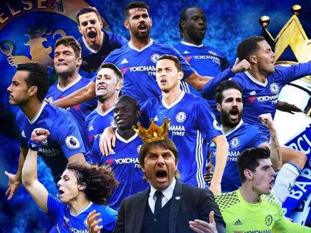 Chelsea 14 năm hơn cả MU: Có tiền mua tiên cũng được
