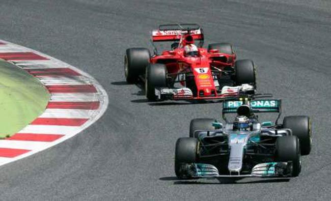 """Video F1, Spanish GP: Liều lĩnh và pha """"cướp show"""" kinh điển - 1"""