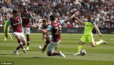 "TRỰC TIẾP West Ham – Liverpool: ""Cuồng phong"" ở London (KT) - 6"