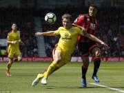 Bournemouth – Burnley: Niềm vui ngắn chẳng tày gang