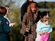 Phim - Johnny Depp bị tố xấu tính khi quay Cướp Biển Vùng Caribbean 5