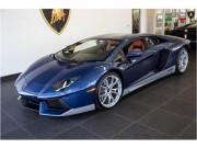 Tin tức ô tô - Lamborghini Aventador đẹp nhất hiện nay giá 11,4 tỷ đồng