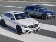"""Tin tức ô tô - """"Siêu SUV"""" Mercedes GLC63 và GLC63 Coupe 2018"""