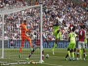 """Bóng đá - West Ham - Liverpool: """"Khiêu vũ"""" cùng siêu sao"""