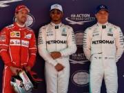 Thể thao - BXH đua xe F1 - Spanish GP: Đi tắt đón đầu, hạ gục kẻ khó chịu