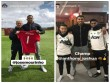 """Anthony Joshua, Usain Bolt và các sao """"dựa hơi"""" MU để nổi tiếng"""