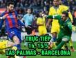 Chi tiết Las Palmas – Barcelona: 4 cú đấm hiểm ác (KT)