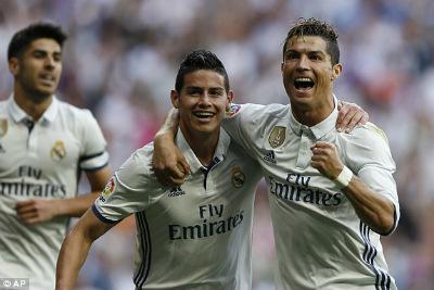 Chi tiết Real Madrid - Sevilla: Đại tiệc tại Bernabeu (KT) - 4