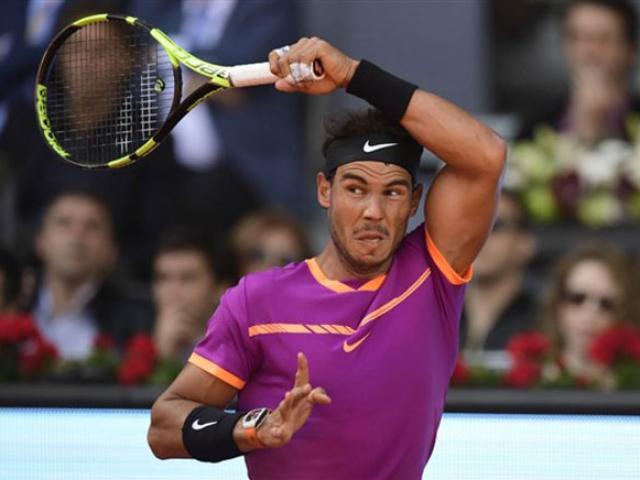 Nadal – Thiem: Nghẹt thở giật cúp (Chung kết Madrid Open)