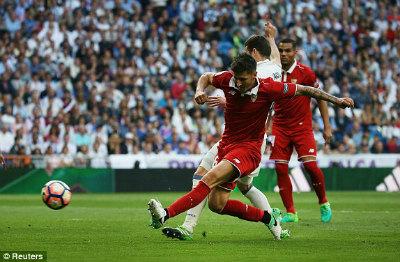 Chi tiết Real Madrid - Sevilla: Đại tiệc tại Bernabeu (KT) - 6