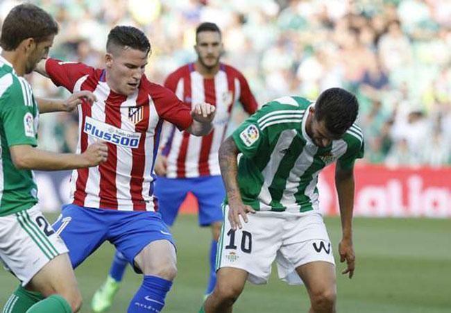 Real Betis – Atletico Madrid: Oằn mình trước sóng dữ - 1