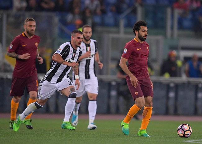 """Roma – Juventus: Ngược dòng ngáng bước """"Nhà Vua"""" - 1"""