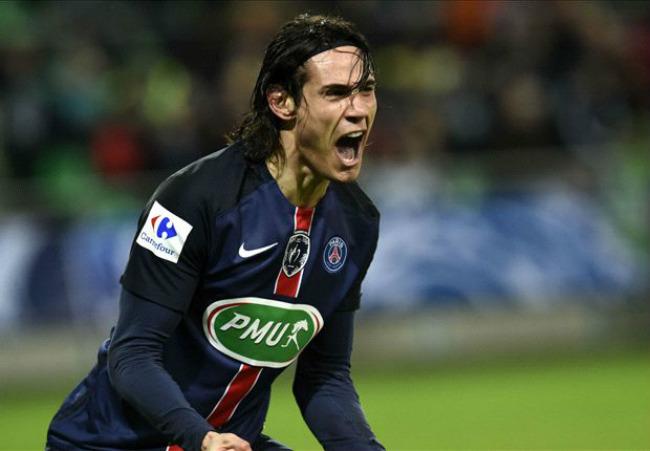 St Etienne - PSG: Điên cuồng bắn phá, bàn thắng như mưa - 1