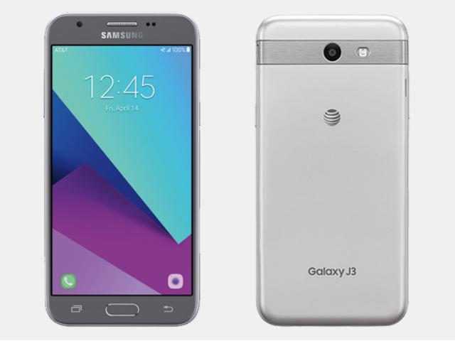 """Galaxy J3 (2017) đã """"lên kệ"""", giá 4 triệu đồng"""