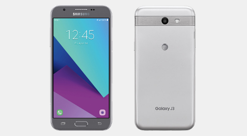 """Galaxy J3 (2017) đã """"lên kệ"""", giá 4 triệu đồng - 1"""
