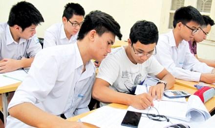 Thi THPT quốc gia 2017: Chọn bừa một đáp án có thể trượt tốt nghiệp - 1
