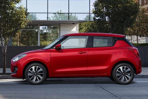 Suzuki Swift 2017 có giá chính thức 321 triệu đồng - 4