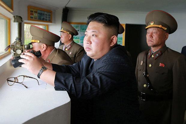 Triều Tiên dọa đáp trả Mỹ bằng thảm họa lớn nhất lịch sử - 3