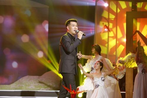 Mẹ Trấn Thành khóc trên truyền hình, không muốn con trai làm nghệ sĩ - 5