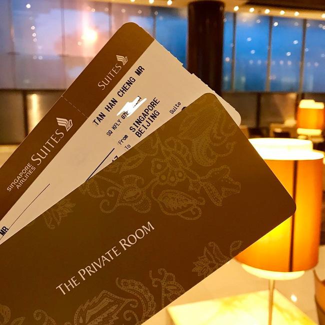 """""""Choáng"""" với khoang VIP có giá 372 triệu/vé của hãng hàng không Singapore Airlines - 2"""
