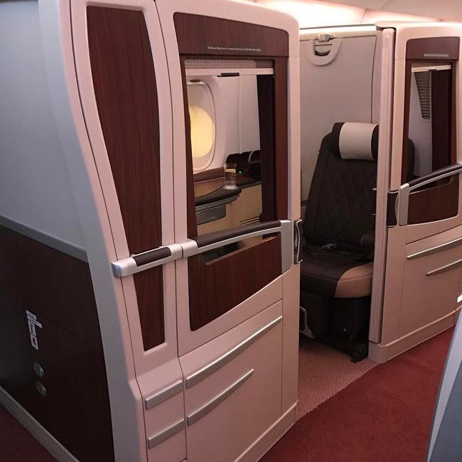 """""""Choáng"""" với khoang VIP có giá 372 triệu/vé của hãng hàng không Singapore Airlines - 8"""