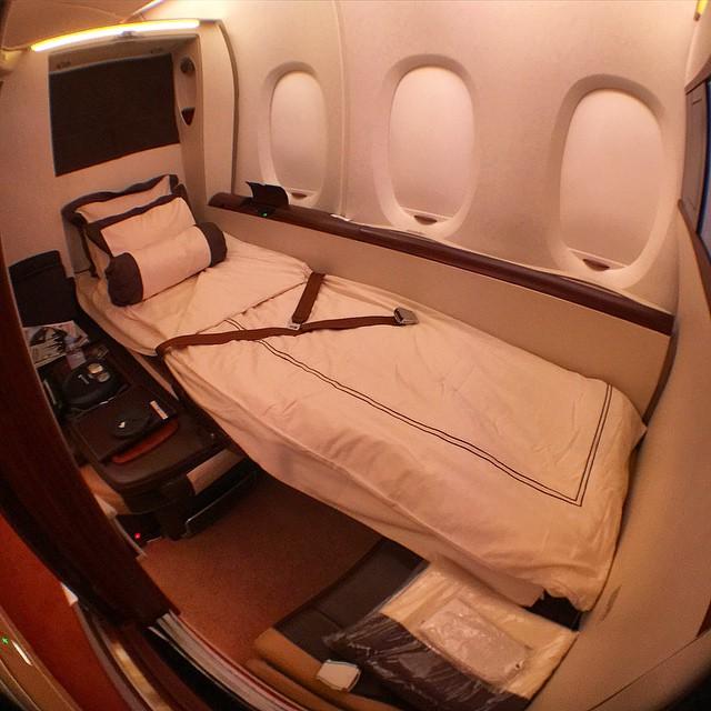 """""""Choáng"""" với khoang VIP có giá 372 triệu/vé của hãng hàng không Singapore Airlines - 11"""