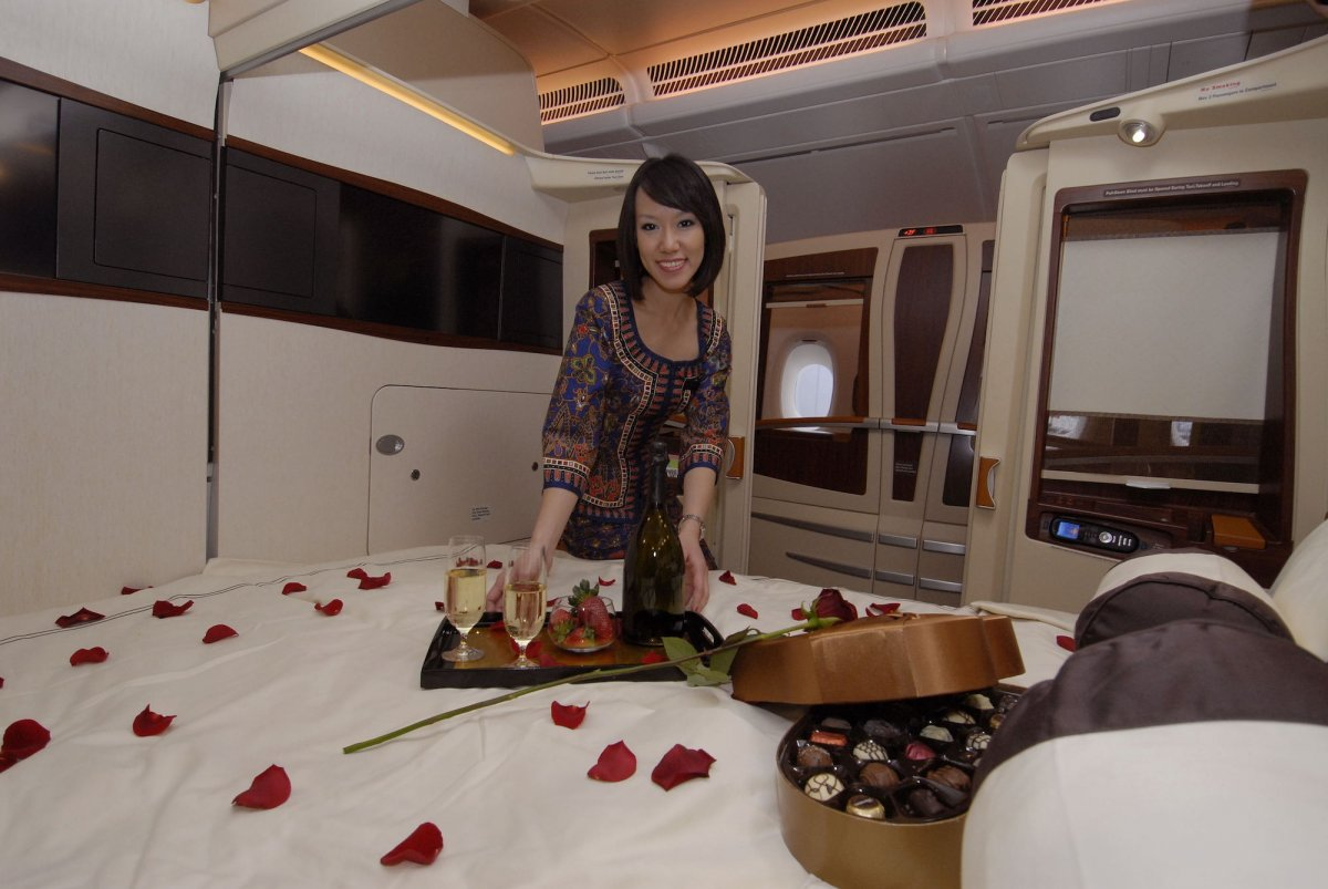 """""""Choáng"""" với khoang VIP có giá 372 triệu/vé của hãng hàng không Singapore Airlines - 10"""