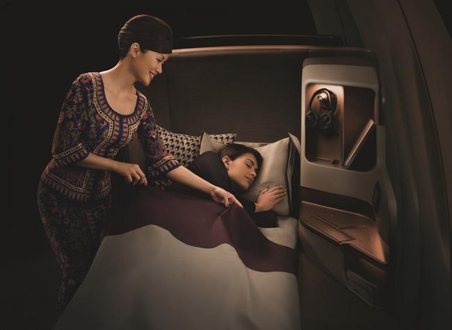 """""""Choáng"""" với khoang VIP có giá 372 triệu/vé của hãng hàng không Singapore Airlines - 18"""