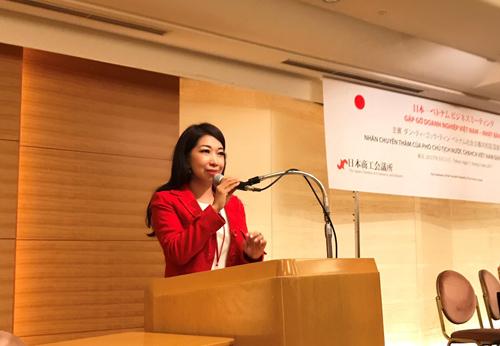 Ngọc trai Hoàng Gia gây chú ý trong hội nghị toàn cầu tại Nhật Bản - 4