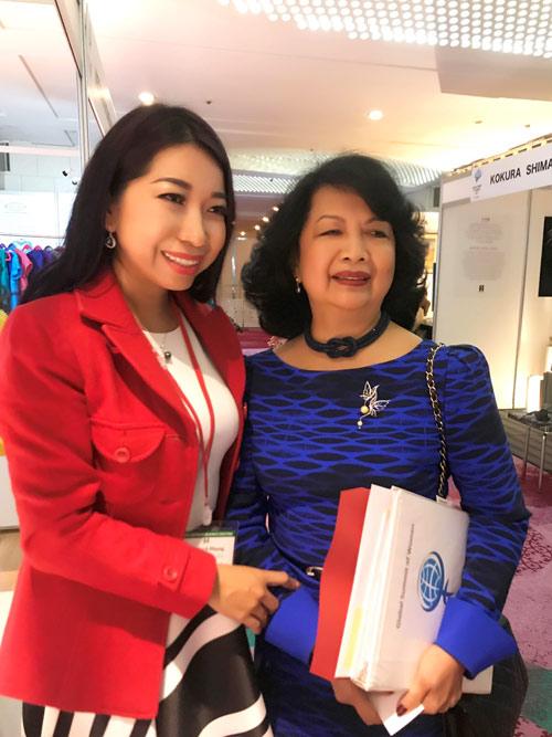 Ngọc trai Hoàng Gia gây chú ý trong hội nghị toàn cầu tại Nhật Bản - 5