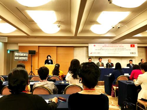Ngọc trai Hoàng Gia gây chú ý trong hội nghị toàn cầu tại Nhật Bản - 7