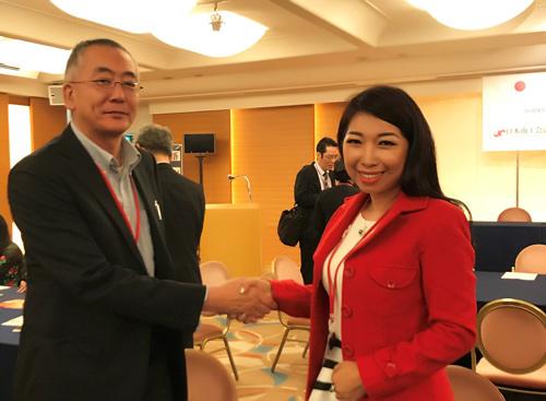 Ngọc trai Hoàng Gia gây chú ý trong hội nghị toàn cầu tại Nhật Bản - 3