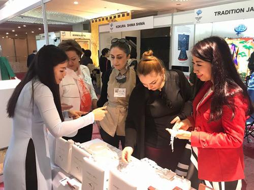 Ngọc trai Hoàng Gia gây chú ý trong hội nghị toàn cầu tại Nhật Bản - 8