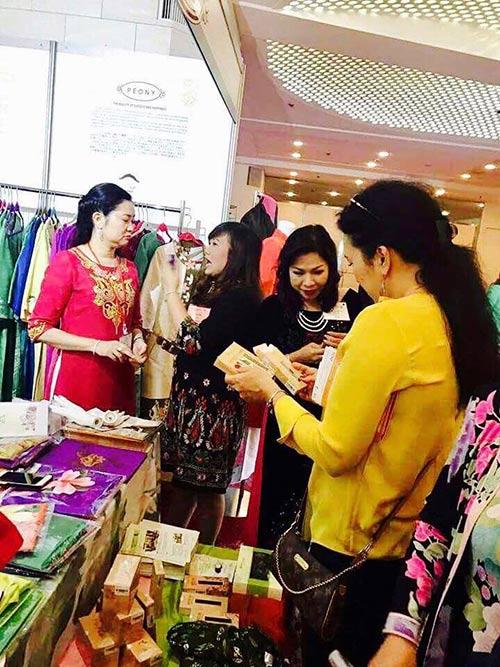 ATZ Healthylife tham dự Hội nghị Thượng đỉnh Phụ Nữ Toàn Cầu - 4