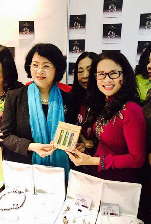 ATZ Healthylife tham dự Hội nghị Thượng đỉnh Phụ Nữ Toàn Cầu - 2