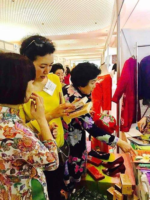 ATZ Healthylife tham dự Hội nghị Thượng đỉnh Phụ Nữ Toàn Cầu - 5