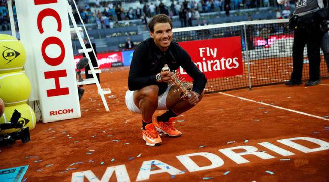 Tennis 24/7: Nadal mệt vẫn mơ kỉ lục Rome, Roland Garros - 1