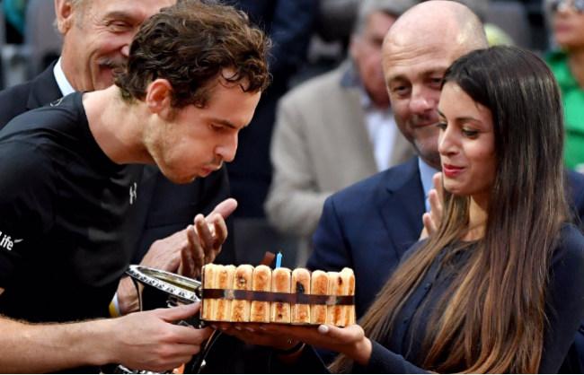 Tennis 24/7: Nadal mệt vẫn mơ kỉ lục Rome, Roland Garros - 2
