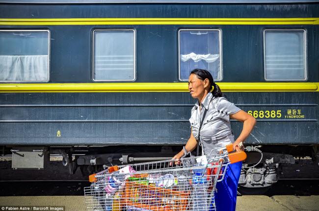 """Trải nghiệm có """"một không hai"""" trên chuyến tàu chạy xuyên Mông Cổ - 6"""