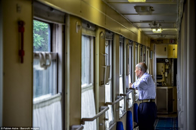 """Trải nghiệm có """"một không hai"""" trên chuyến tàu chạy xuyên Mông Cổ - 7"""