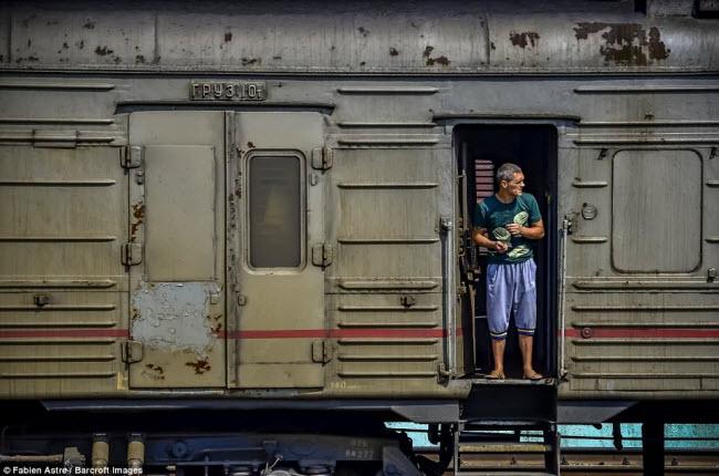 """Trải nghiệm có """"một không hai"""" trên chuyến tàu chạy xuyên Mông Cổ - 9"""